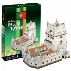 Belen Tower Puzle 3D
