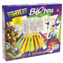 Blopens Activity set Tortugues