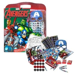 Mega Set de Disseny Avengers