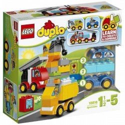 Duplo els meus primers vehicles My First