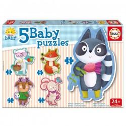 Baby Puzle Animalets