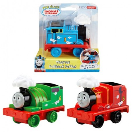 Thomas vehicles retofricció