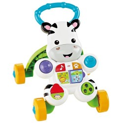 Fisher-Price zebra xerraire primers passos