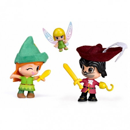 Pinypon Peter Pan garfi