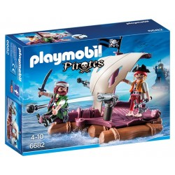 Playmobil Barca Pirata