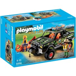 Playmobil Pick up d'aventura