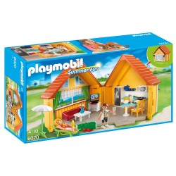 Playmobil Casa de Camp Maletí