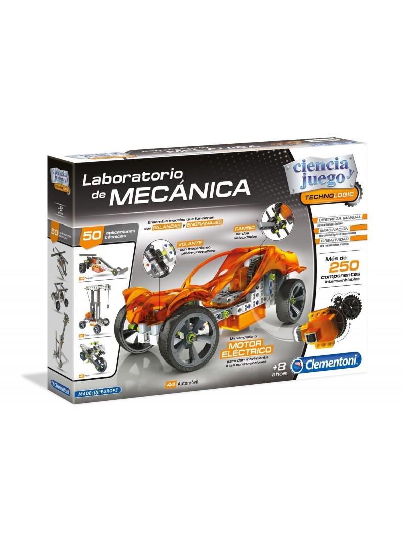 Laboratori de mecànica