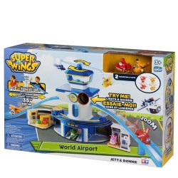 Superwings Aeroport internacional