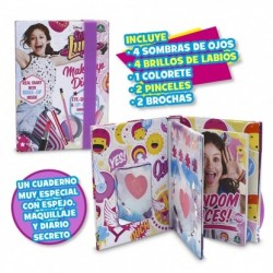 Soy Luna Make up Diary