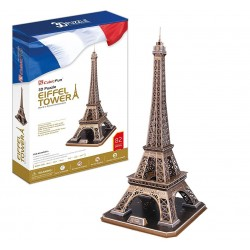 Torre Eiffel gran 3D 82 peces
