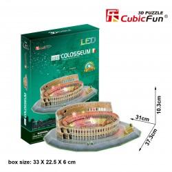 Coliseu Romà amb LED 3D 185 peces