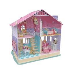 Puzle casa de nines 3D