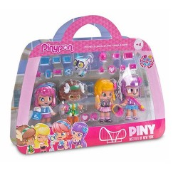 Piny pack 4 amigues