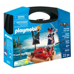 Playmobil maletí Pirata