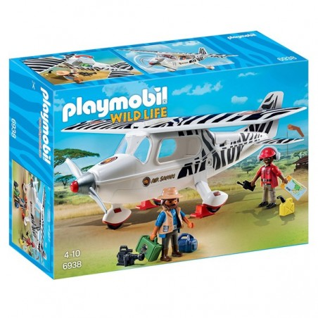 PLAYMOBIL® avió safari