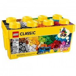 Classic Caixa de Maons Creatius Mitjana LEGO