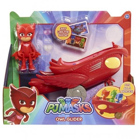 PJ Masks vehicles