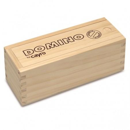 Domino Chamelo caixa fusta