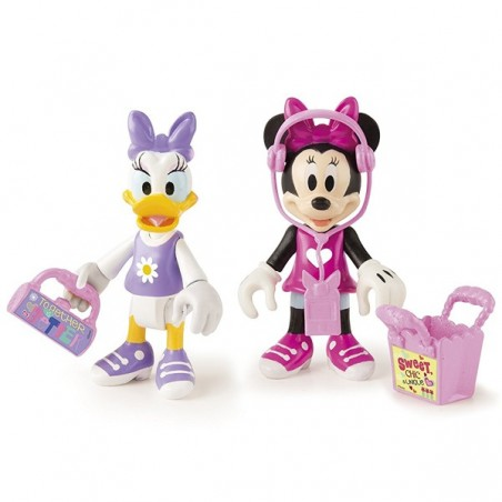 Minnie y Daisy Shopping