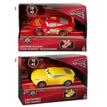 Cars 3 cotxes llums i sons
