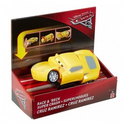 Cars 3 supercotxes Cruz Ramirez