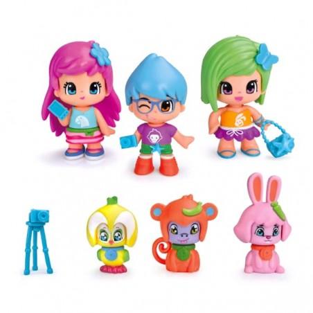 Pinypon mascotes i figures