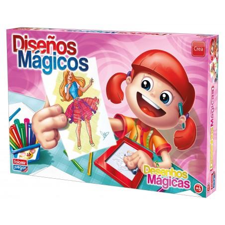 Diseños mágicos