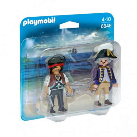 PLAYMOBIL® Duo pack pirata