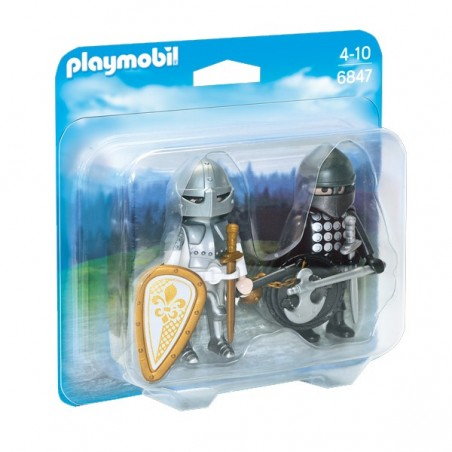 PLAYMOBIL® Duo pack cavallers