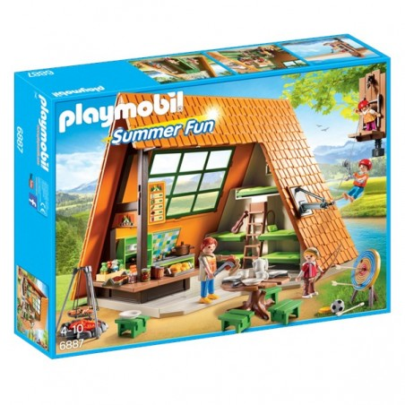 PLAYMOBIL® cabanya campament