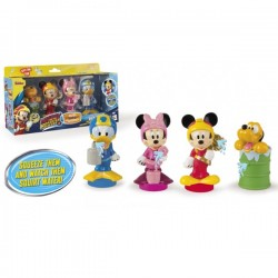 Pac 4 figures bany Mickey