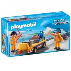 Playmobil vehicle per a maletes