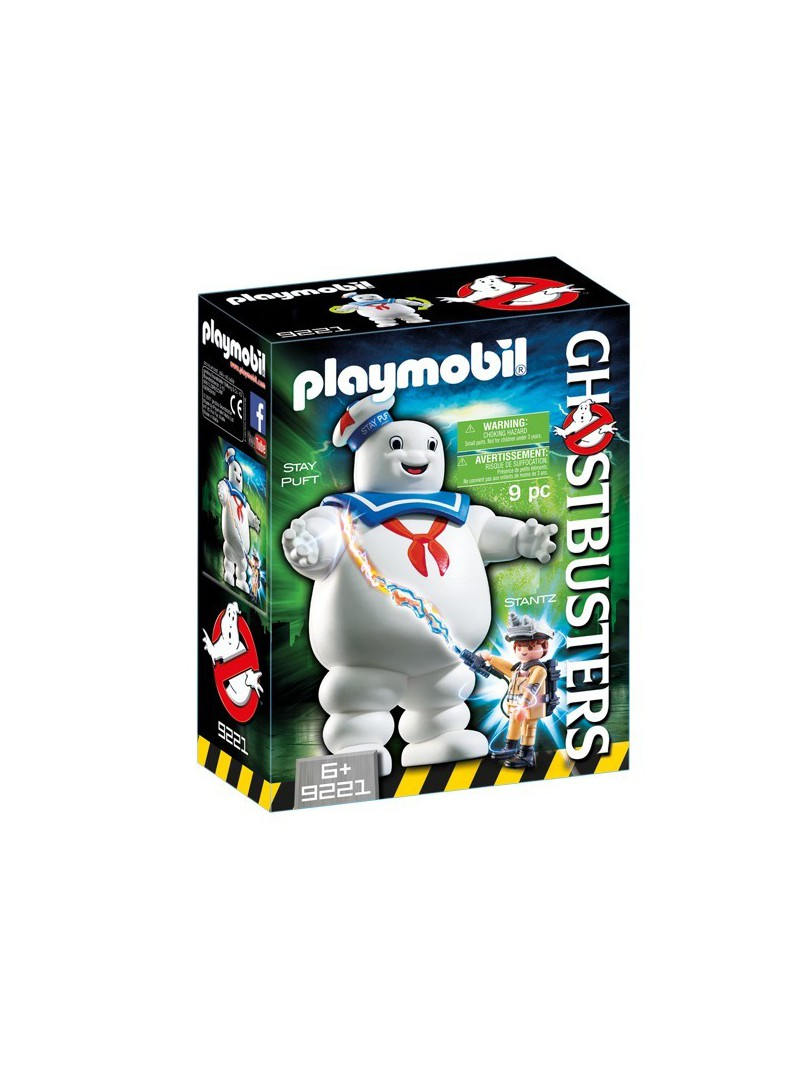 Playmobil ninot Marskmallow