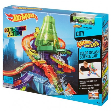 Hot Wheels laboratori de color