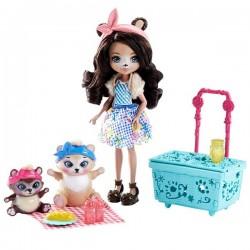 Enchantimals muñeca con mascotas
