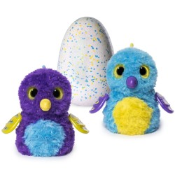 Hatchimals Draggle brillo