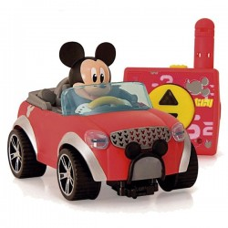 City Fun RC Car Mickey