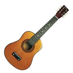 Guitarra fusta 65 cm