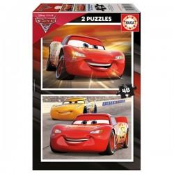 Puzle Cars 3 2x48