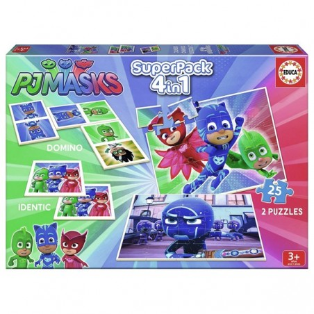 Super pac Pj Masks