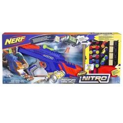 Nerf nitro motofury amb 9 vehicles