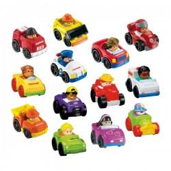 Fisher-Price vehicles Wheelies Little People