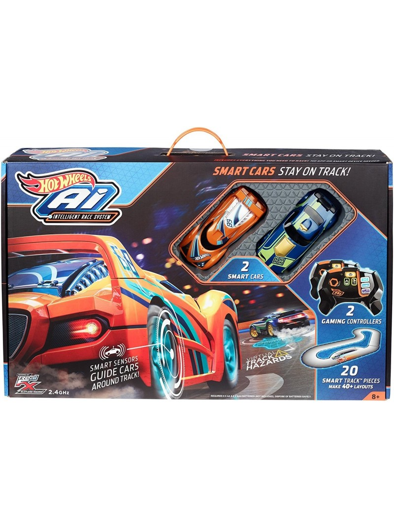 Circuit Hot Wheels A.I. curses urbanes