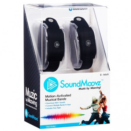 Soundmoovz muszic by dancing