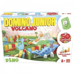 Domino junior Dino Volcà