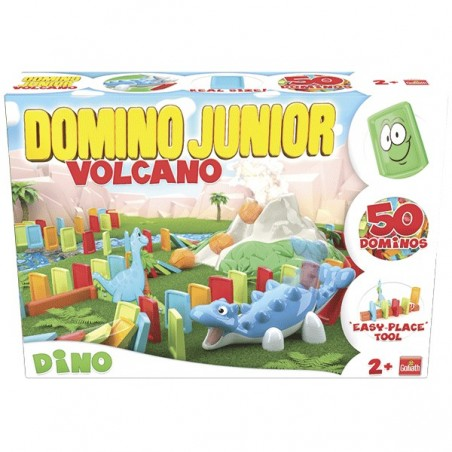 Domino junior Dino Volcà