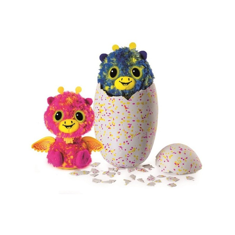 Hatchimals - Sorpresa Giraven