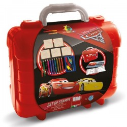Travel Set de segells Cars 3
