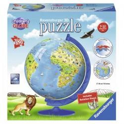 Puzle 3D globus new edition
